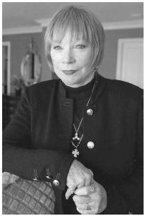Shirley MacLaine. (CORBIS CORPORATION)