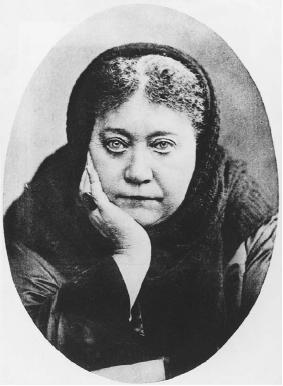 Helena Petrovna Blavatsky (1831–1891) was the founder of the Theosophical Society. (CORBIS CORPORATION)