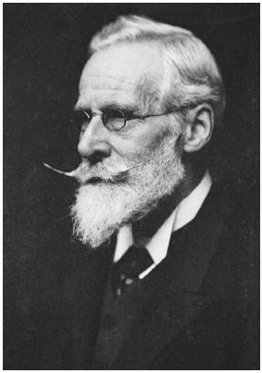 Sir William Crookes (1832–1919). (THE LIBRARY OF CONGRESS)