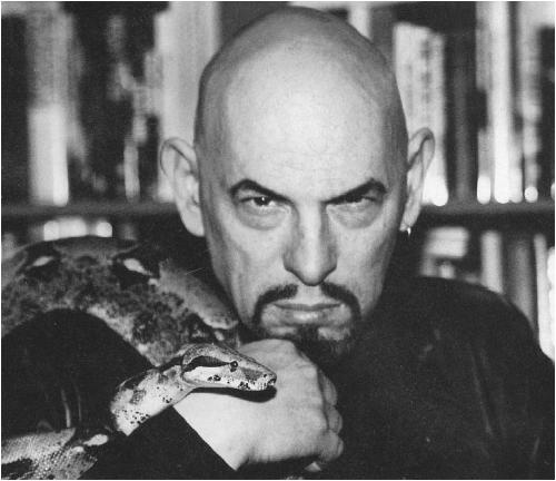 Church of Satan founder Anton Szandor La Vey (1930–1997). (CHURCH OF SATAN ARCHIVES)