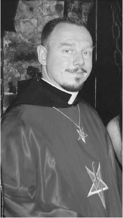 Since Anton La Vey's death in 1997, Peter H. Gilmore is currently the Church of Satan's High Priest. (CHURCH OF SATAN ARCHIVES)