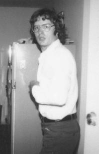 David Koresh, founder of the Branch Davidian. (AP/WIDE WORLD PHOTOS)
