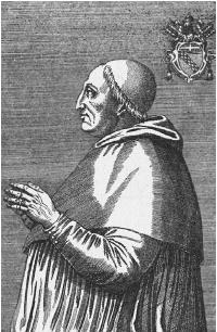 Pope Innocent VIII (1432–1492). (CORBIS CORPORATION)