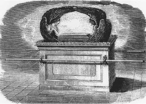 Ark of the Covenant. (FORTEAN PICTURE LIBRARY)