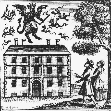 """The Tedworth Drummer"" poltergeists (1662–1663). (FORTEAN PICTURE LIBRARY)"