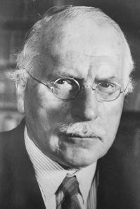 Dr. Carl Jung (1875–1961). (THE LIBRARY OF CONGRESS)