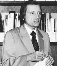 Dr. Stanley Krippner. (DENNIS STACY/FORTEAN PICTURE LIBRARY)