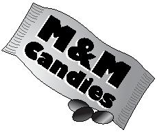 M&M Candies. (THE GALE GROUP)