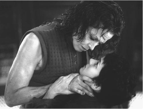 Sigourney Weaver and Winona Rider in the film Alien Resurrection  (THE KOBAL COLLECTION)
