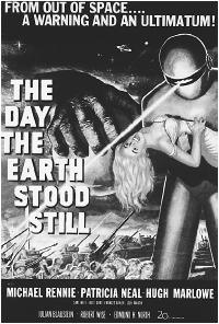 "Scene from the movie ""The Day the Earth Stood Still."" (THE KOBAL COLLECTION)"